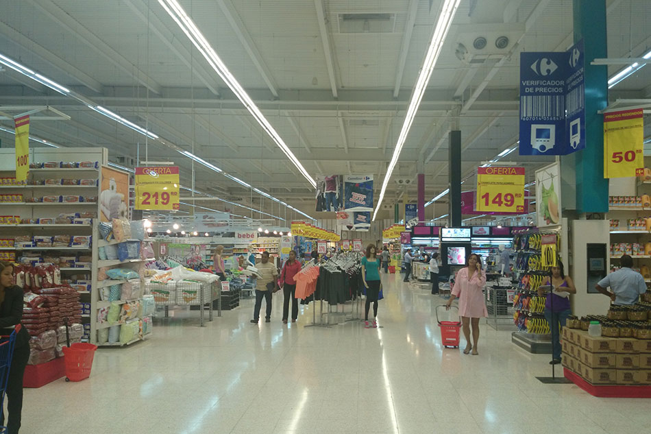 Supermercado Carrefour